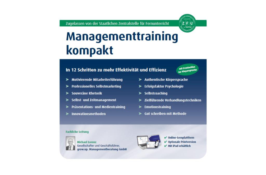 Managementtraining