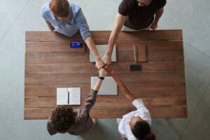 Teamcoaching - Gemeinsam stark